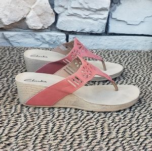 Clarks Coral Sandals
